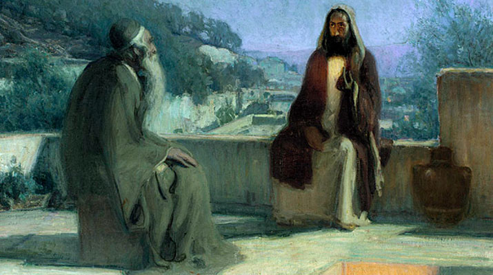 Nicodemus in the Bible Was a Seeker of God - ThoughtCo