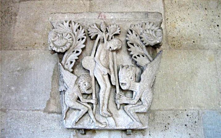 Judas Iscariot Hangs Himself