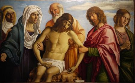 Nicodemus & Jesus