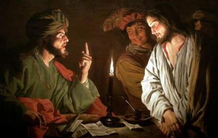 Caiaphas & Jesus