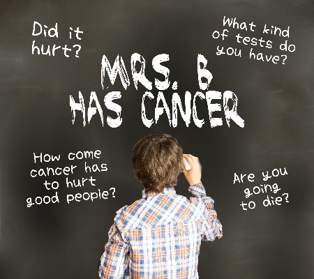 Mrs. B Has Cancer