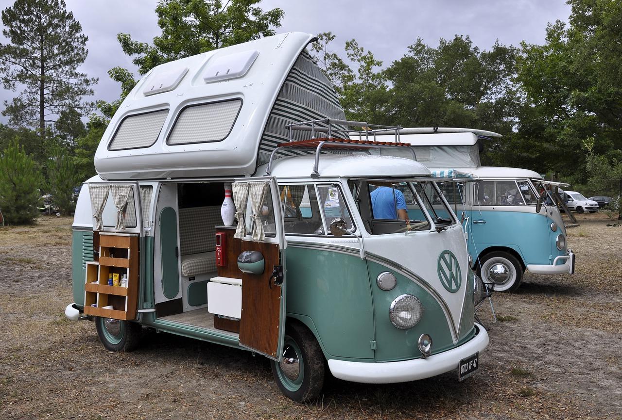 camper van